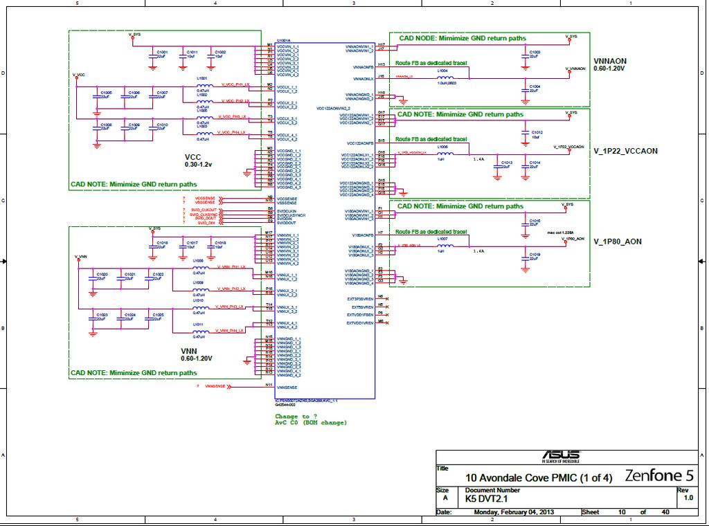 Asus wiring diagram images