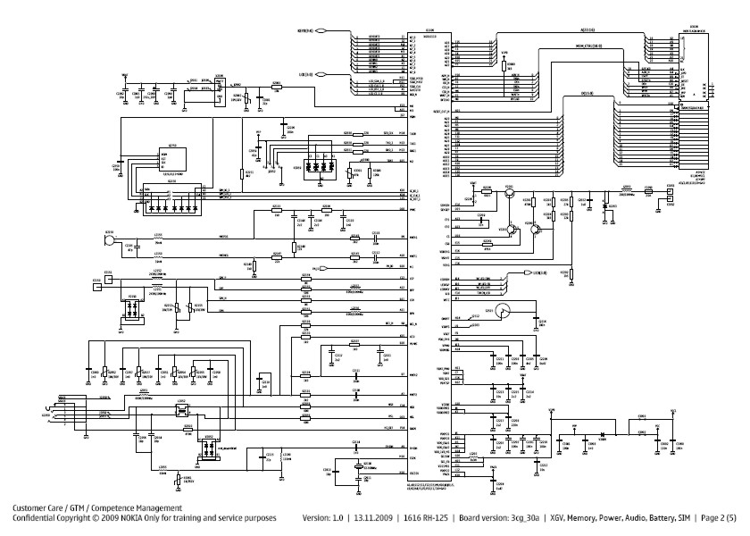 nokia cell phone schematic service manuals pdf rh mobile manuals com nokia 3110c circuit diagram pdf nokia 1200 circuit diagram pdf