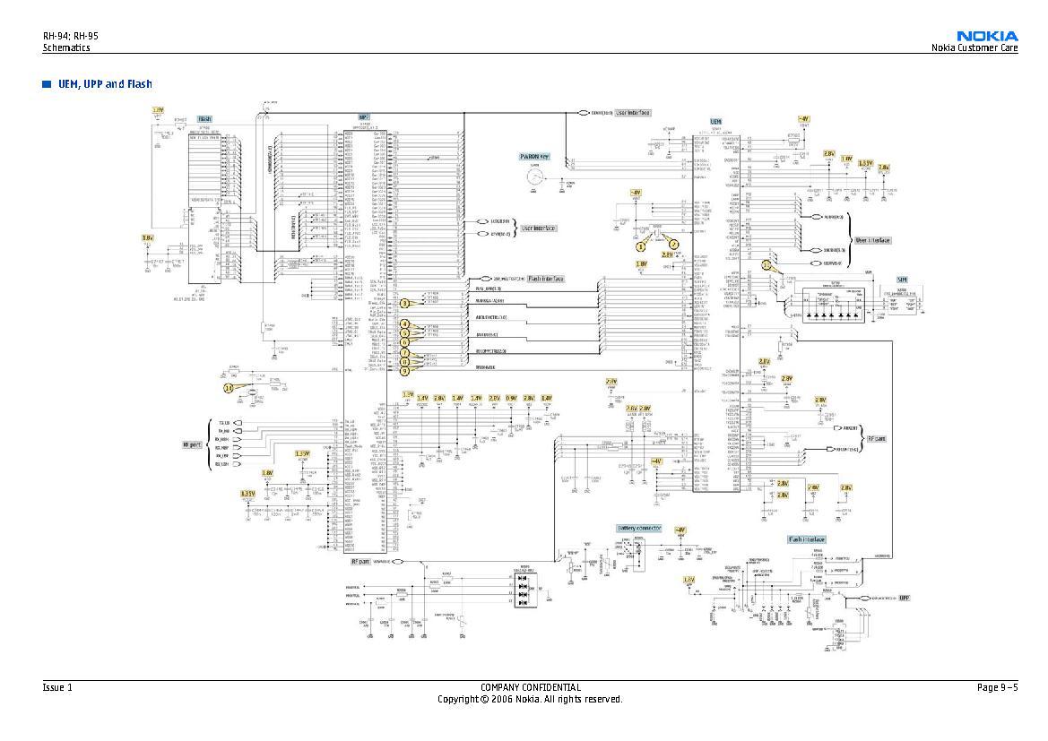 nokia cell phone schematic service manuals pdf rh mobile manuals com nokia 1200 circuit diagram pdf nokia 3110c circuit diagram pdf